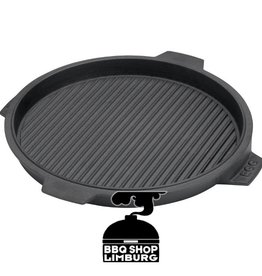 Big Green Egg Big Green Egg Gietijzeren Plancha rooster 26 cm