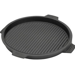 Big Green Egg Big Green Egg Cast Iron Plancha Griddle 35cm