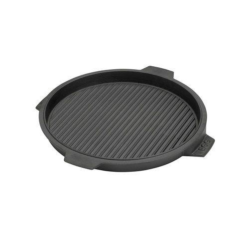 Big Green Egg Big Green Egg Cast Iron Plancha Griddle - 35 cm
