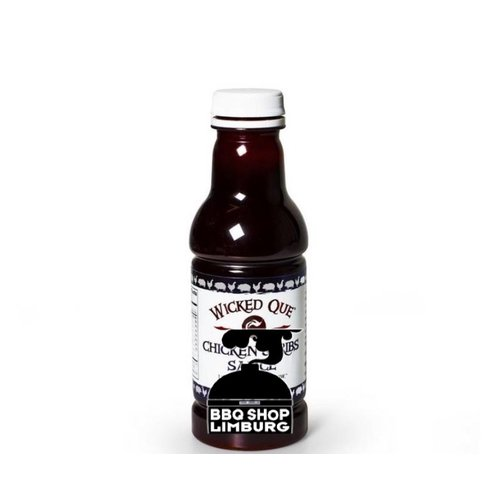 Wicked Que Wicked Que Chicken & Ribs sauce 562ml