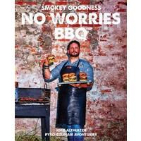 Smokey Goodness No Worries BBQ boek
