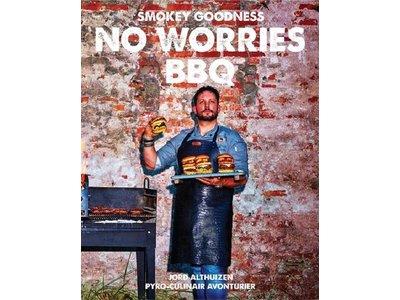 Kosmos Smokey Goodness No Worries BBQ boek