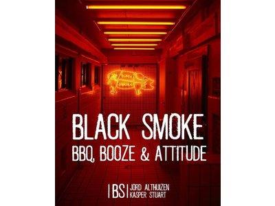 Kosmos Black Smoke