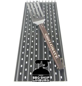 Grill Grates brand Grill Grate 50,8cm set van 2 st + grate tool