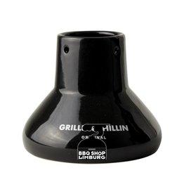 Gusta - Grillin & Chillin Gusta porseleinen beercan chicken sitter