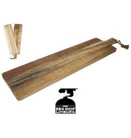 Gusta - Grillin & Chillin Grillin & Chilin Serveerplank acacia hout 79x19x2cm