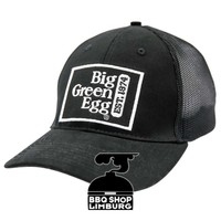Big Green Egg Baseball Cap / Pet - Zwart