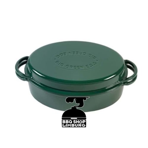 Big Green Egg Big Green Egg Dutch Oven Ovaal
