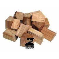 BBQ Shop Limburg chunks 2kg - diverse soorten rookhout