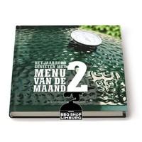 Big Green Egg Menu van de Maand BBQ boek 2