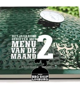 Big Green Egg Big Green Egg Menu van de Maand Kookboek 2