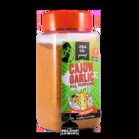 Stokes BBQ Cujun Garlic Rub 250g