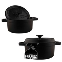 The Windmill BBQ pan met deksel Medium / 2,5l