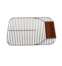 PK (Portable Kitchen) Grill PK Grill The New Stainless Steel Hinged Cooking Grid