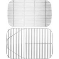 PK Grill RVS Cooking Grid & Charcoal Grate for Original 1st