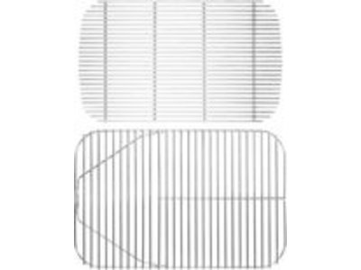 PK (Portable Kitchen) Grill PK Grill RVS Cooking Grid & Charcoal Grate for Original 1st