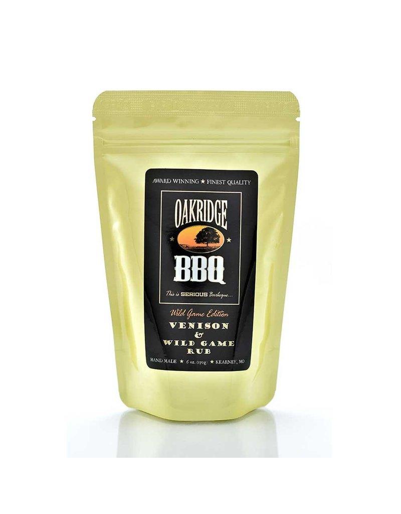 Oakridge BBQ Oakridge BBQ Venison & Wild Game Rub