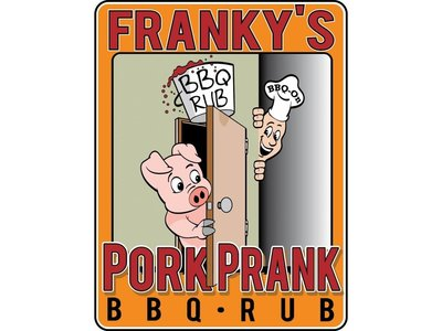 BBQ-On Franky's Pork Prank BBQ rub 300g