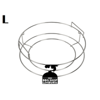 Big Green Egg 1-Piece Convector Basket Large