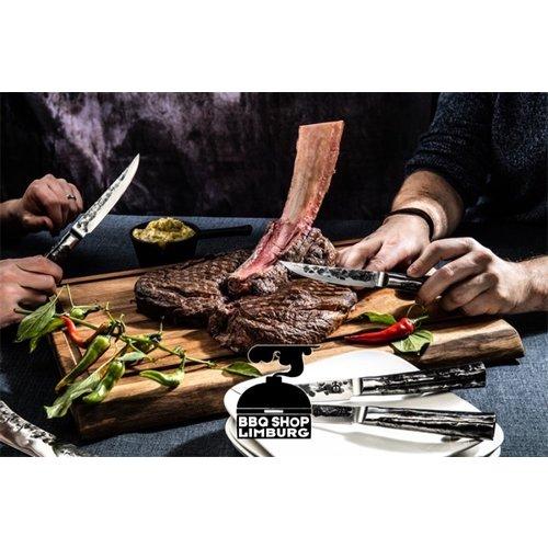 Forged Intense Forged steakmessen set 4st