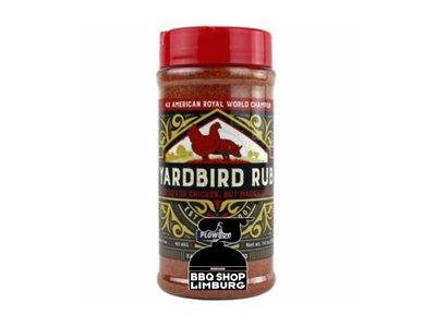 Plowboys BBQ Plowboys Yardbird rub 396g