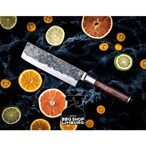 Forged Sebra Forged Hak/groentenmes 17,5 cm