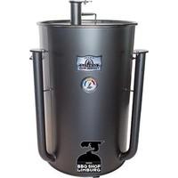 Gateway Drum Smoker - mat Grijs/charcoal