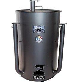 Gateway Drum Smokers Gateway Drum Smoker - mat Grijs/charcoal