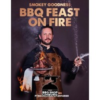 Smokey Goodness BBQ FEAST ON FIRE boek