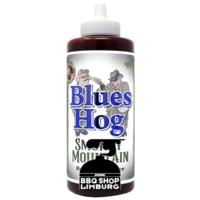 Blues Hog Smokey Mountain BBQ Sauce 24oz-680ml Squeeze - knijpfles