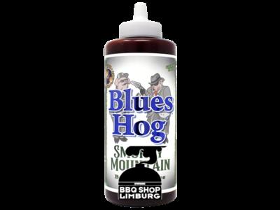 Blues Hog Blues Hog Smokey Mountain BBQ Sauce 24oz-680ml Squeeze - knijpfles