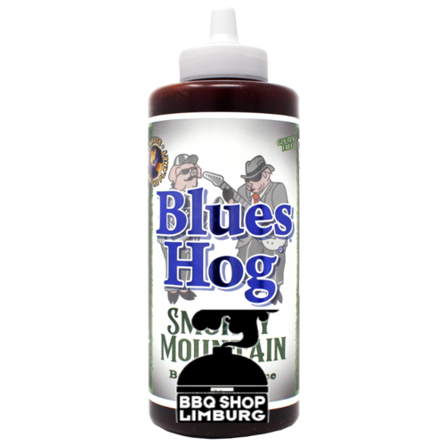 Blues Hog Blues Hog Smokey Mountain BBQ Sauce 24oz-680ml Squeeze - knijpfles