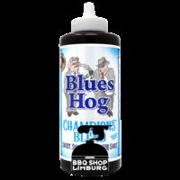 Blues Hog Champions blend BBQ Sauce 24oz (680g) - Squeeze - knijpfles