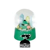Big Green Egg Snowglobe - Sneeuwbol Atlanta