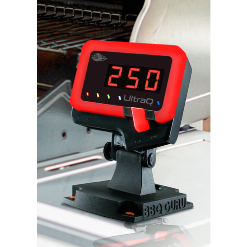BBQ Guru BBQ Guru UtraQ - BT&WIFI BBQ Temperatuur controller - Monolith BBQ Guru Edition