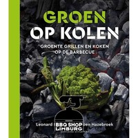 Groen op Kolen - Vega(n) BBQ Boek