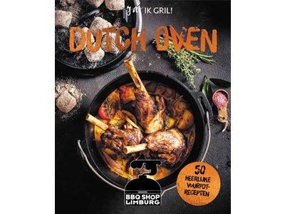 Lantaarn Dutch oven Boek - campfire cooking