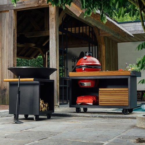 BBQ tafels & meubels voor de ultieme buitenkeuken