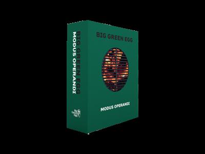 Big Green Egg Big Green Egg Modus Operandi Ultiem BBQ Boek
