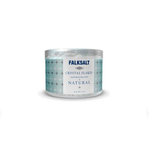 Foodelicious Falksalt Zeezout flakes puur 70g
