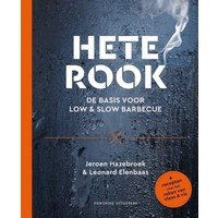 Hete Rook - Low & Slow BBQ Boek