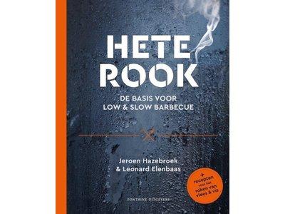 Fontaine Uitgevers B.V. Hete Rook - Low & Slow BBQ Boek