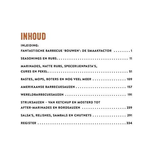 Steven Raichlen BBQ rubs, sauzen en marinades -  Steven Raichlen