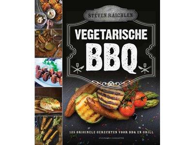 Steven Raichlen Vegetarische BBQ recepten boek - Steven Raichlen