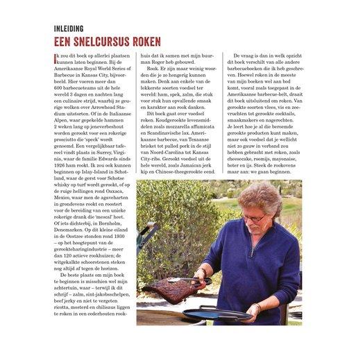 Steven Raichlen Rook! BBQ boek - Steven Raichlen