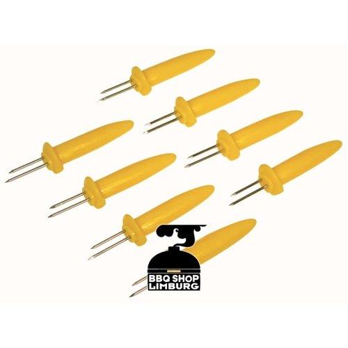 Grill Pro Grill-Pro Multifunctionele Maïshouders - 8 st