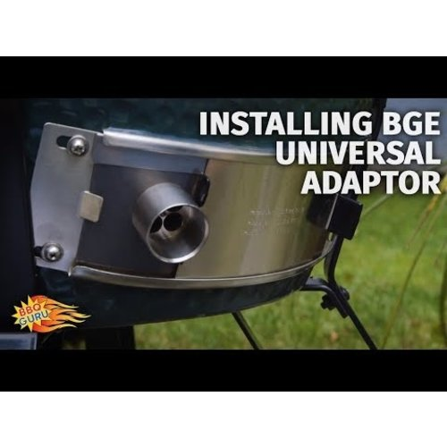 BBQ Guru BBQ Guru UtraQ - BT&WIFI BBQ Temperatuur controller - Universele Set