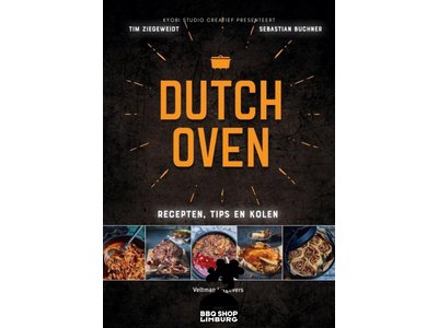 Wellman Kookboek Dutch Oven