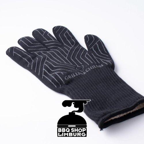 Gusta - Grillin & Chillin Gusta Aramide BBQ & vuur handschoen (1st, rechts & links)