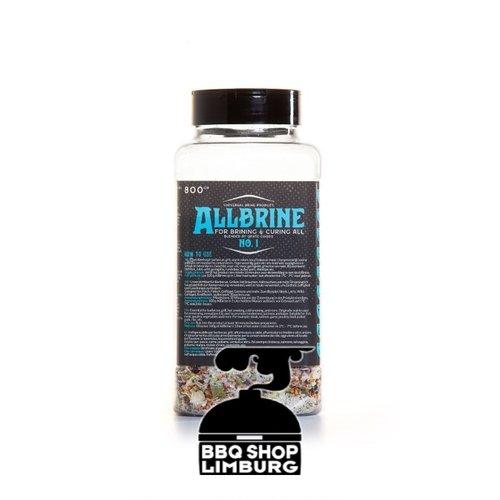 GrateGoods Grate Goods Allbrine Nr.1 strooibus 800 gram